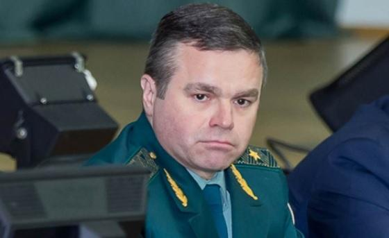 Басманный суд Москвы отправил первого заместителя начальника ДВТУ в СИЗО