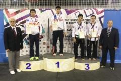 Находкинские спортсмены отправятся на чемпионат Европы по тхэквондо ВТФ