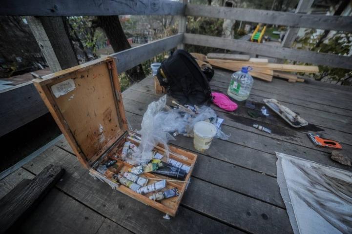 Жители Владивостока преобразили заброшенный скверДружбы