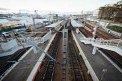 С 1 апреля изменится расписание пригородных поездов в Приморье