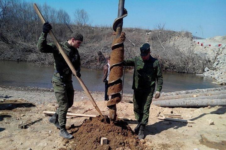 Новый мост в Новолитовске появится через пару недель