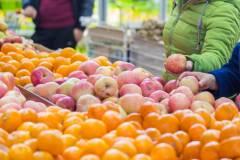 Крупную партию свежих фруктов и овощей из КНР не пустили в Приморье