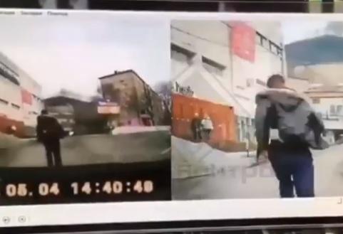 «Красавчик, прям как в кино»: соцсети восхищены приморцем, задержавшим пьяного водителя