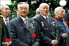 Китайские ветераны примут участие в параде 9 мая в Приморье