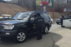 Водители Владивостока отказываются снимать тонировку