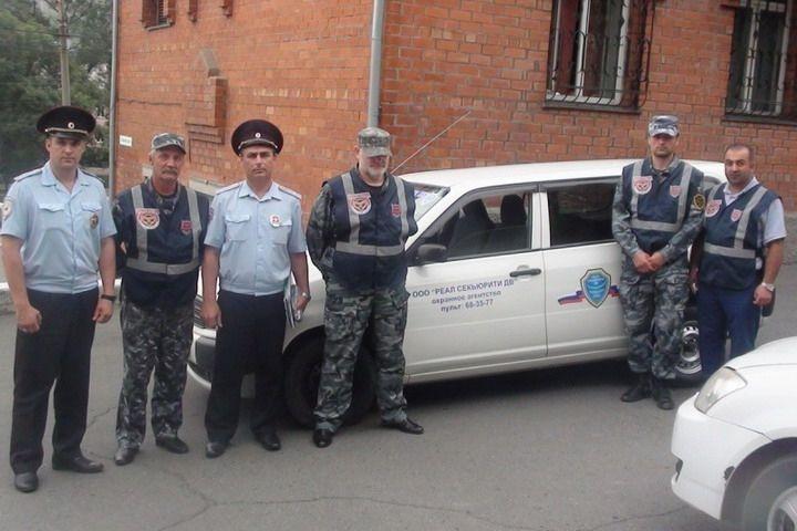 Около 70 преступлений в Приморском крае были раскрыты благодаря народным дружинникам