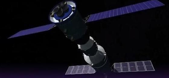 Китайская космическая станция со дня на день может упасть на Владивосток