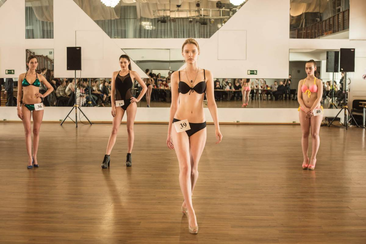Во Владивостоке прошел отборочный тур «Мисс Приморье – 2017»
