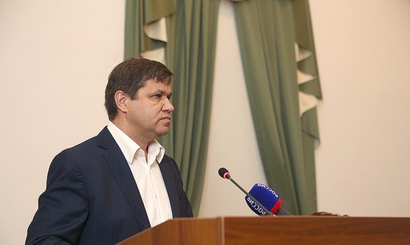 Виталий Веркеенко: «Пока городской бюджет – это даже не одеяло, а носовой платок»