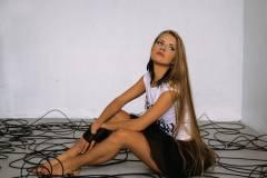 Люся Алексеенко спела «Дороже золота» на проекте «Новая звезда»