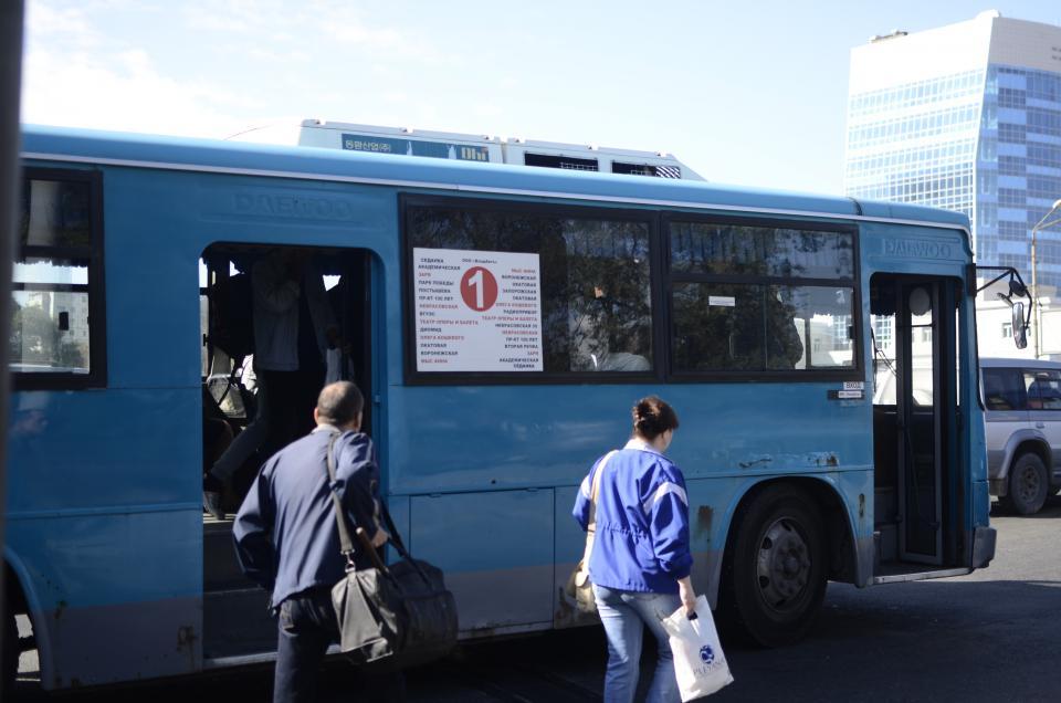 Во Владивостоке перевозчики заплатят почти 500 тысяч рублей за нарушения