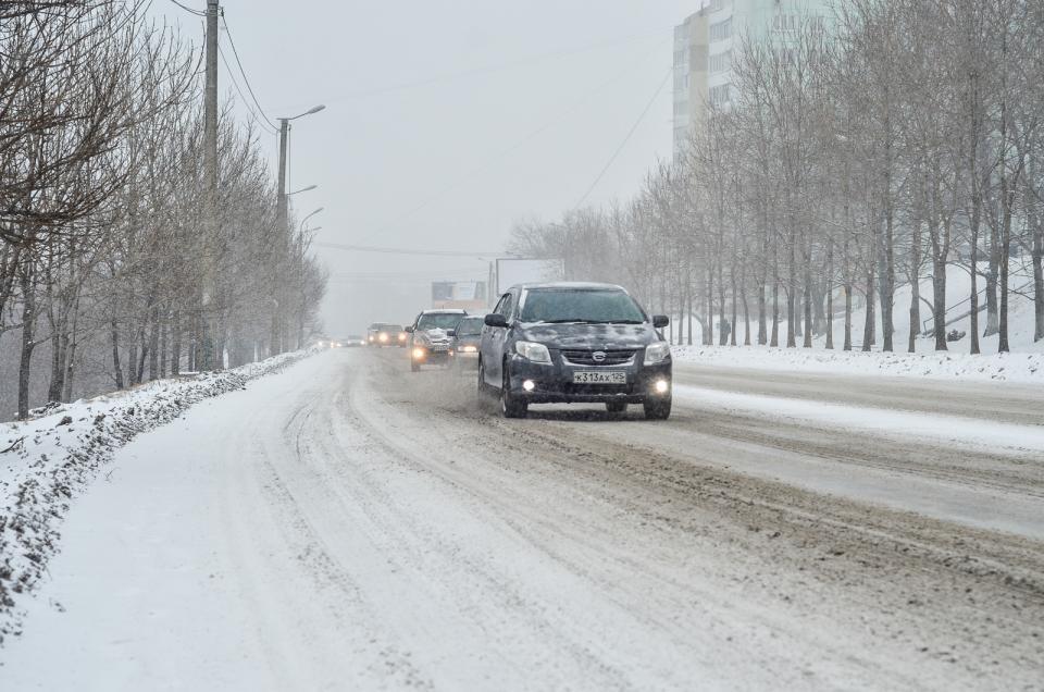 Погода в Приморье начнет ухудшаться уже в четверг вечером