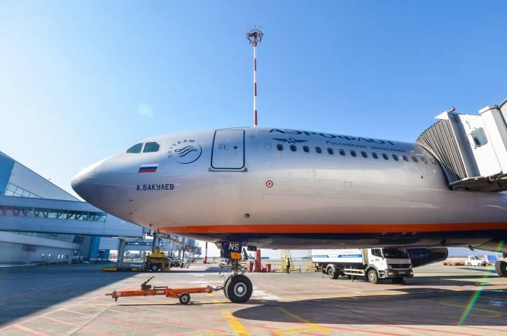 В аэропорту Владивостока усилили меры безопасности