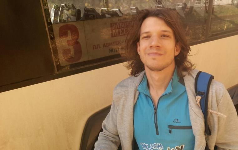 Евгений Глушаев: «Надеюсь, мне удастся своим забегом вдохновить людей на подобное»