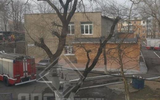 В детском саду Владивостока сработала пожарная сигнализация