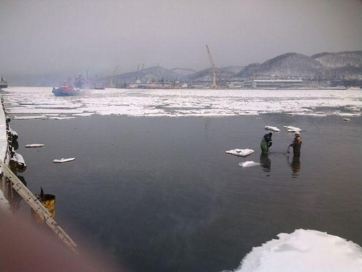 В Приморье спасатели обнаружили утонувшего аквалангиста