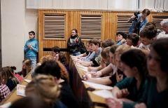 Текст «Тотального диктанта» во Владивостоке прочитают Пушкарев и Горчаков