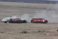 На территории Дальнего Востока полыхают шесть лесных пожаров