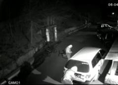 Подростков, обчищающих припаркованные авто, просят опознать по видео в Приморье