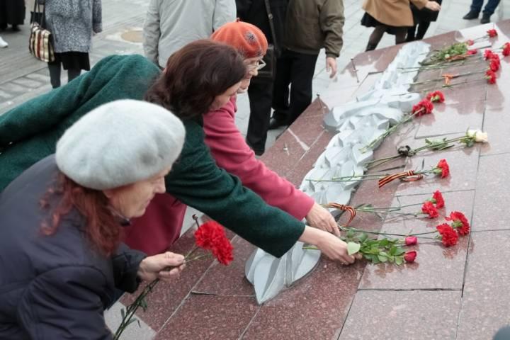 Во Владивостоке прошел антитеррористический митинг