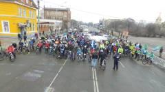 В Уссурийске стартовал ежегодный велопробег до Артема