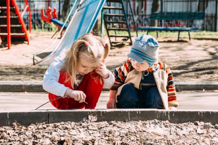 26% приморских мужчин согласились бы сидеть с детьми, вместо того чтобы работать