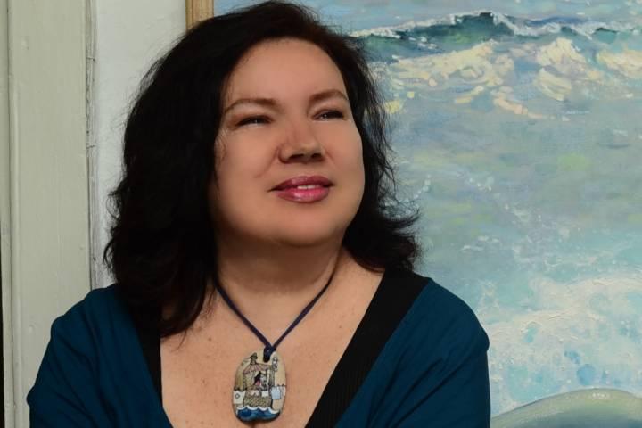Маринистка Ольга Шипилова: «В разных уголках Приморья море красиво по-разному»