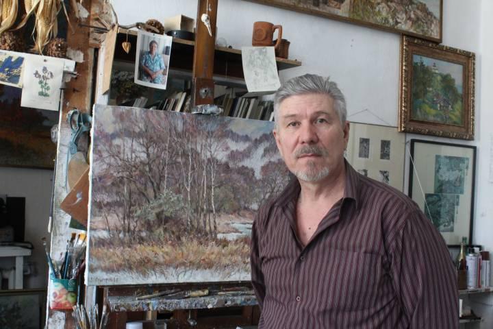 Геннадий Кунгуров: «Художники любуются женской красотой и оставляют ее на холсте без дурных мыслей»