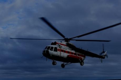 По факту падения вертолета Ми-8 в Хабаровске возбуждено уголовное дело