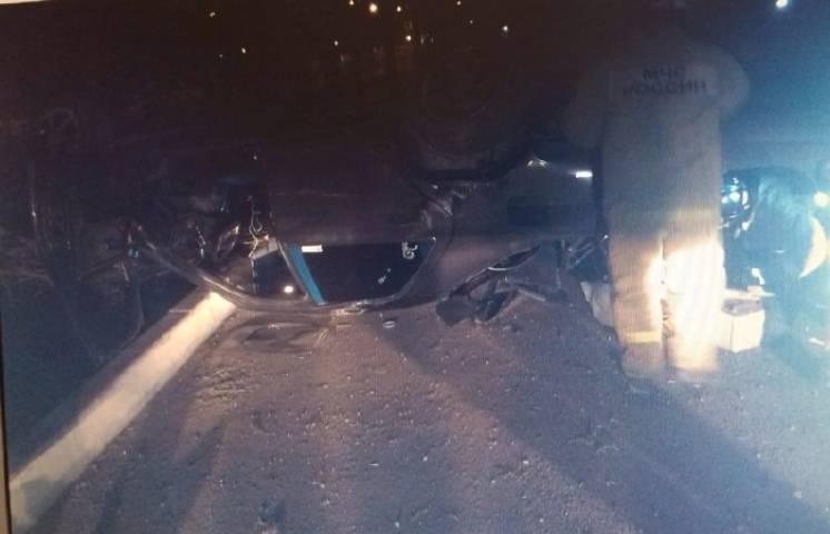 В Артеме водитель погиб в ДТП