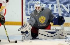 Вратарь «Адмирала» вылетел из национальной сборной России