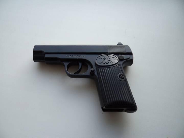 Житель Владивостока изготовил пистолет, из которого убил незнакомца