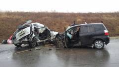 В Приморье женщина-водитель спровоцировала серьезное ДТП