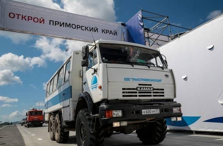 Реконструкцию МТК «Приморье-2» завершат не раньше конца 2018 года