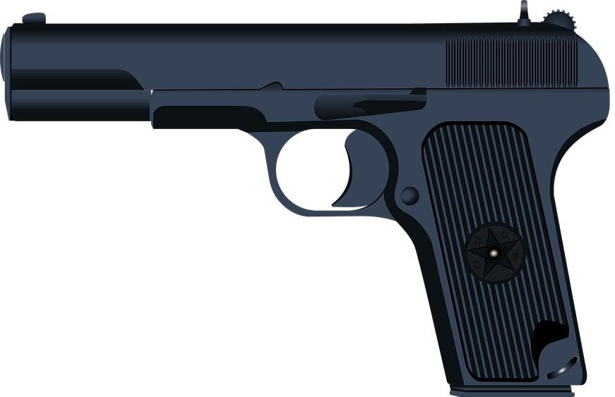 Приморец похитил у своего знакомого огнестрельный пистолет