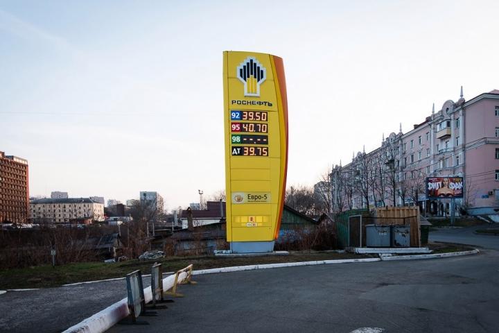 Некачественный бензин на АЗС Приморья стал широко обсуждаемой темой в Интернете