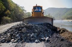 Строители дороги Владивосток - Находка нанесли вред окружающей среде