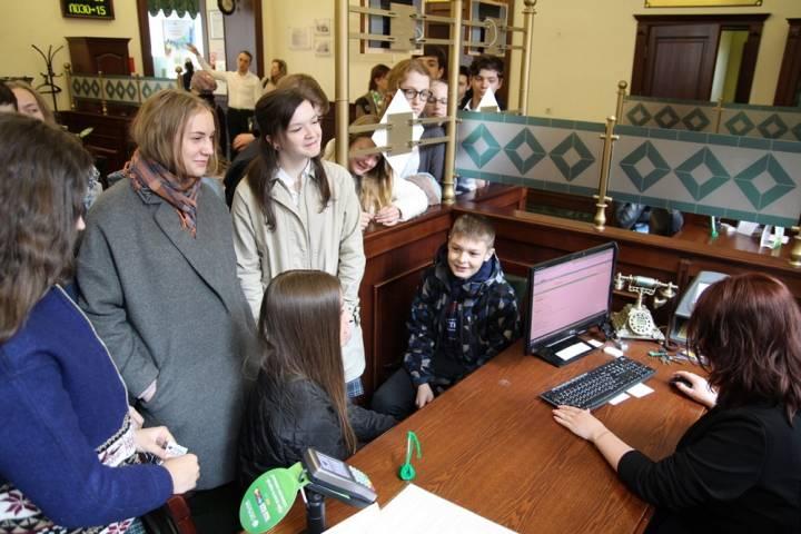 Сбербанк провел для школьников экскурсии и уроки в рамках Недели финансовой грамотности
