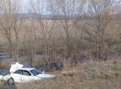 В Приморье произошло ДТП, в результате которого погиб водитель иномарки