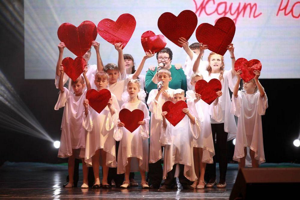 В Приморье прошел финальный гала-концерт конкурса «Надежда. Вдохновение. Участие»