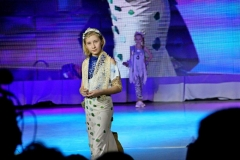 Юные дизайнеры Приморья показали свои коллекции одежды на Неделе моды