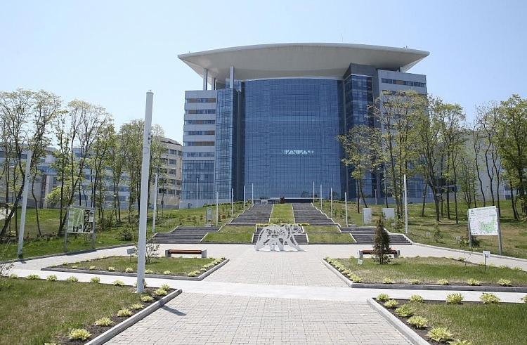 Территорию кампуса ДВФУ закроют для посещения ради Игр