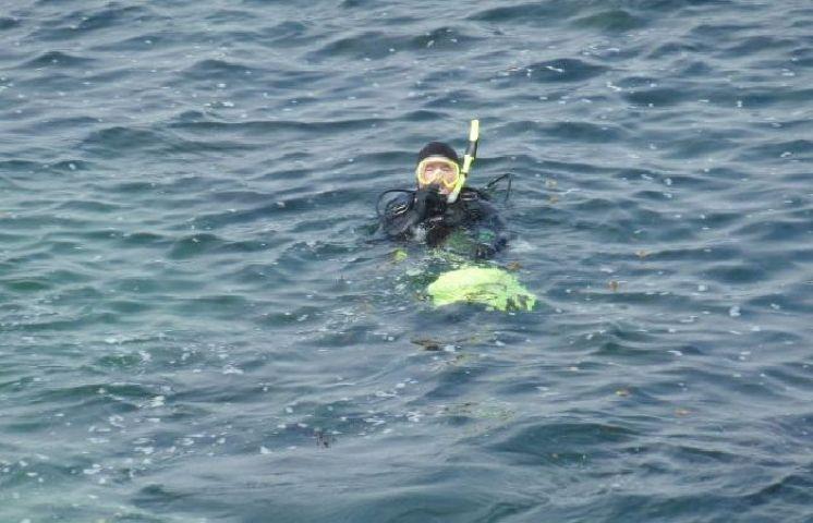 Спасатели продолжают искать приморца на реке Большая Уссурка