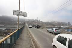 Прокуратура проверила состояние Рудневского моста во Владивостоке