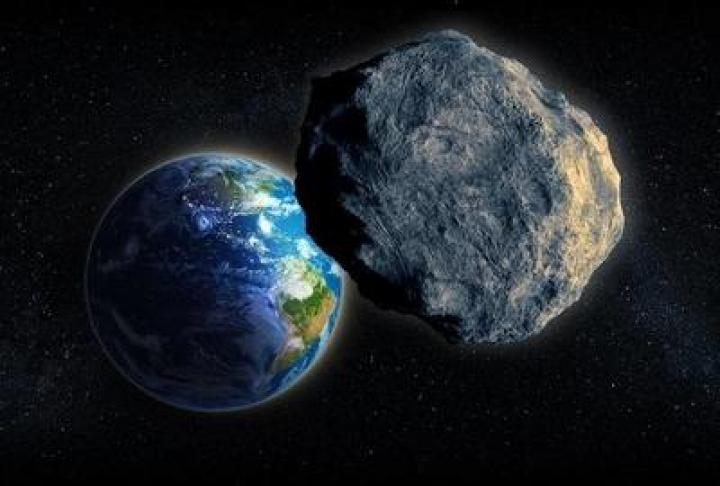 Крупный астероид пролетел над Землей в ночь с 19 на 20 апреля