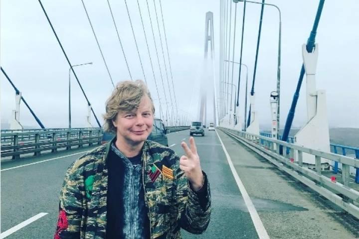 Андрей Григорьев-Апполонов нарушил ПДД во Владивостоке
