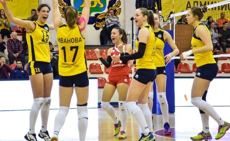«Приморочка» завершит сезон матчами с «Сахалином»