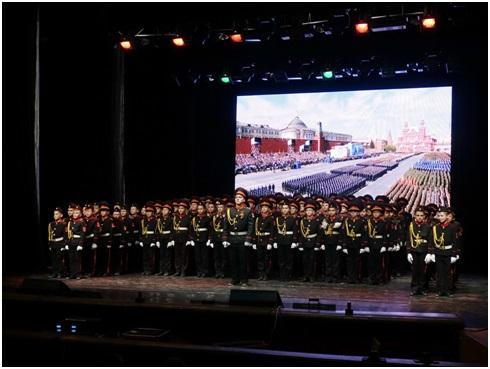 Благотворительный концерт в поддержку ветеранов состоялся в Артеме