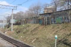 Часть мусора во Владивостоке убирают железнодорожники
