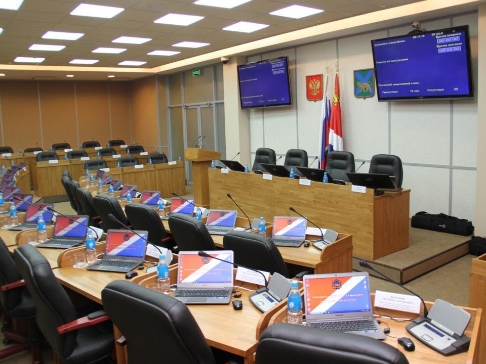 Приморские депутаты соскучились по вице-губернаторам